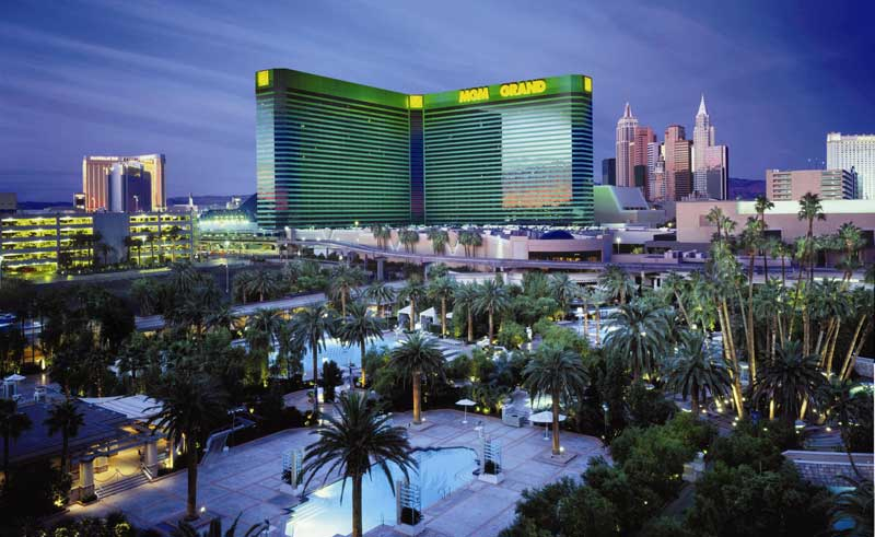 Airline And Hotel To Las Vegas
