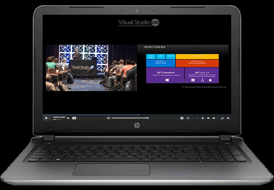 VSLive! Conference On-Demand! -- Visual Studio Live!: Training
